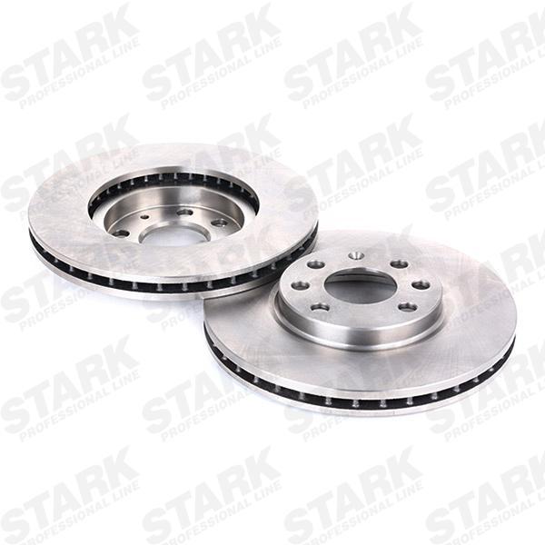 SKBD-0020082 Bremsscheibe STARK in Original Qualität