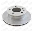 Koop STARK Remschijf SKBD-0020239 voor MULTICAR aan gematigde prijzen