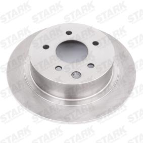 SKBD0020320 Bremsscheibe STARK SKBD-0020320 - Große Auswahl - stark reduziert