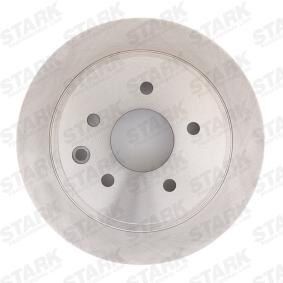 SKBD-0020320 Bremsscheibe STARK - Markenprodukte billig