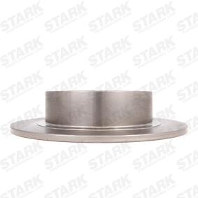 SKBD-0020320 Bremsscheibe STARK Erfahrung