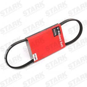 Kúpte a vymeňte Ozubený klinový remeň STARK SK-3PK630
