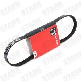 Comprar y reemplazar Correa trapecial poli V STARK SK-5PK838