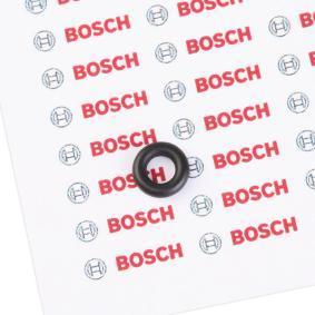 Įsigyti ir pakeisti tarpiklis, purkštuko laikiklis BOSCH F 00V P01 003