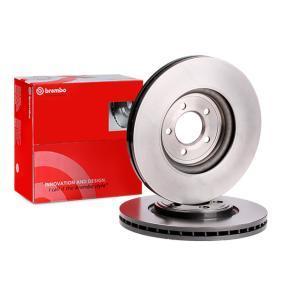 09.B311.11 BREMBO COATED DISC LINE Innenbelüftet, beschichtet, hochgekohlt Ø: 326mm, Lochanzahl: 5, Bremsscheibendicke: 30mm Bremsscheibe 09.B311.11 günstig kaufen