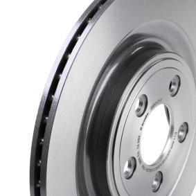 09.B312.11 Bremsscheibe BREMBO - Markenprodukte billig