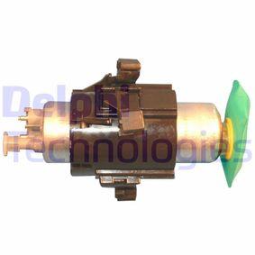 7 Fuel Pump BMW 5 InterMotor 38917