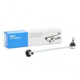 TC2690 DELPHI L: 370mm Länk, krängningshämmare TC2690 köp lågt pris