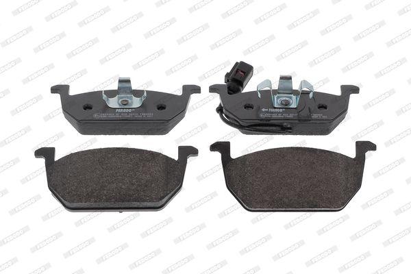 FDB4454 Remblokkenset FERODO - Voordelige producten van merken.