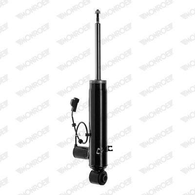 C1504 MONROE Gasdruck, Dämpfkraft elektronisch verstellbar, Federbein, oben Stift, unten Auge Stoßdämpfer C1504 günstig kaufen