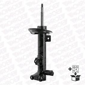 Comprare C2508 MONROE Assale anteriore, A pressione del gas, Forza ammortizzatrice regolabile elettronicamente, Ammortizzatore tipo McPherson Ammortizzatore C2508 poco costoso
