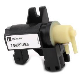 700887190 Druckwandler, Turbolader PIERBURG 7.00887.19.0 - Große Auswahl - stark reduziert