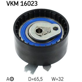 VKM 16023 SKF Spannrolle, Zahnriemen VKM 16023 günstig kaufen