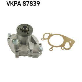 VKPA 87839 SKF mit Gehäuse, für Keilrippenriementrieb Wasserpumpe VKPA 87839 günstig kaufen