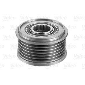588005 VALEO Breite: 40,9mm, Spezialwerkzeug zur Montage notwendig Generatorfreilauf 588005 günstig kaufen