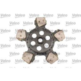 800541 VALEO Kupplungsscheibe 800541 günstig kaufen