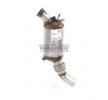 WALKER Sot- / partikelfilter, avgassystem 73058