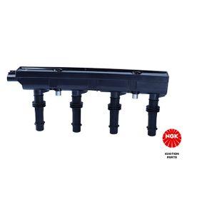 U6039 NGK Pol-Anzahl: 7-polig Zündspule 48404 günstig kaufen