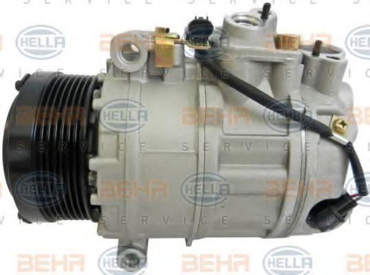 Original MERCEDES-BENZ Klimakompressor 8FK 351 105-771