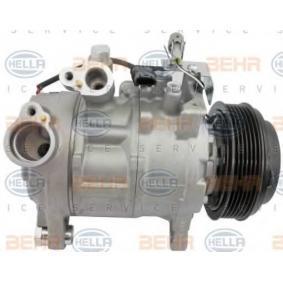 Kompressor für Klimaanlage Klimakompressor NEU HELLA 8FK 351 110-971