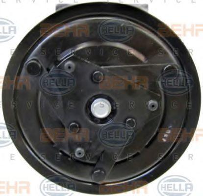HELLA | Ilmastoinnin kompressori 8FK 351 115-111