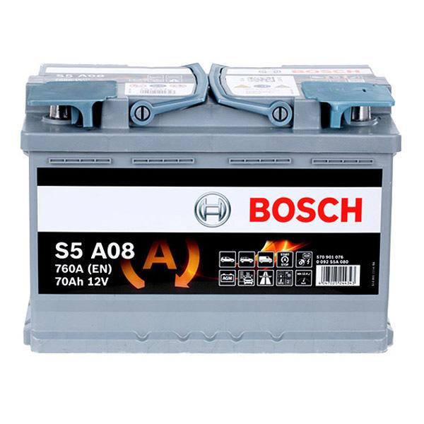 0 092 S5A 080 BOSCH Starterbatterie Bewertung