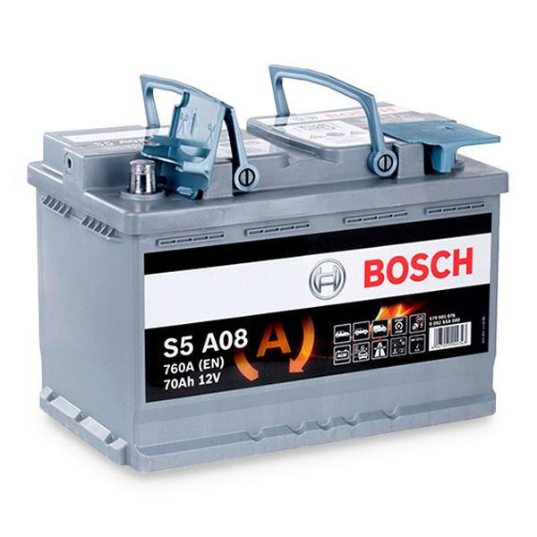 Starterbatterie 0 092 S5A 080 von BOSCH