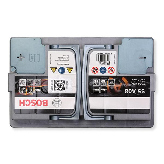 0092S5A080 Autobatterie BOSCH 12V70AH760A - Große Auswahl - stark reduziert