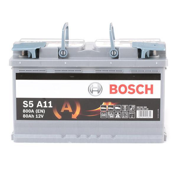 Starterbatterie 0 092 S5A 110 von BOSCH