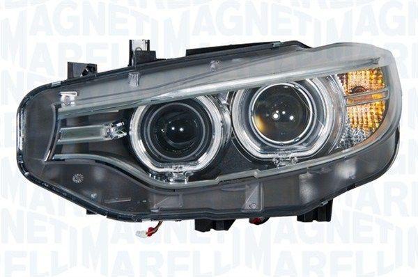 BMW 4er 2021 Hauptscheinwerfer - Original MAGNETI MARELLI 711451000041 Links-/Rechtsverkehr: für Rechtsverkehr
