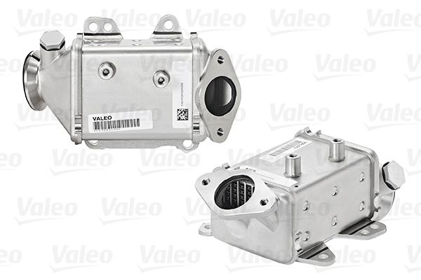 817758 VALEO mit Dichtungen, mit AGR-Ventil, ohne Schelle, ORIGINAL TEIL AGR Kühler 817758 günstig kaufen