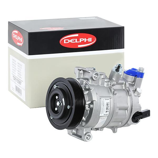 TSP0155997 Kompressori, ilmastointilaite DELPHI TSP0155997 - Laaja valikoima — Paljon alennuksia