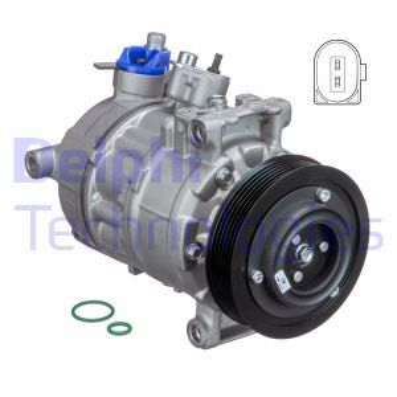 TSP0155997 Ilmastoinnin kompressori DELPHI alkuperäinen laatu