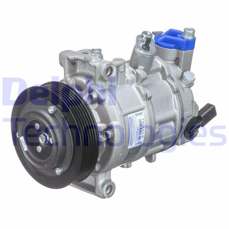 TSP0155997 Klimakompressor DELPHI Test
