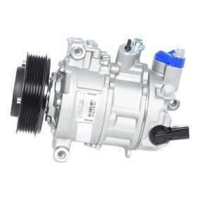 TSP0155997 DELPHI PAG 46, mit PAG-Kompressoröl Riemenscheiben-Ø: 110mm Kompressor, Klimaanlage TSP0155997 günstig kaufen