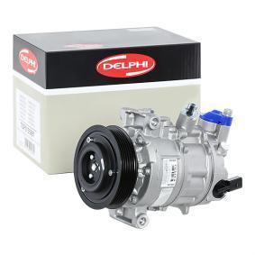 TSP0155997 Kompressor, Klimaanlage DELPHI TSP0155997 - Große Auswahl - stark reduziert