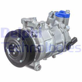 TSP0155997 Kompressor, Klimaanlage DELPHI Test