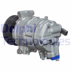 Kompressor, Klimaanlage TSP0155997 von DELPHI