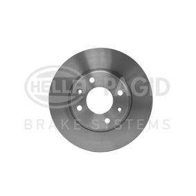 Ladeluftkühler HELLA 8ML 376 750-501 mit 15% Rabatt kaufen