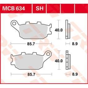 TRW MCB634SH