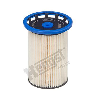 757230000 HENGST FILTER Filterinsats H: 125mm Bränslefilter E431KP köp lågt pris