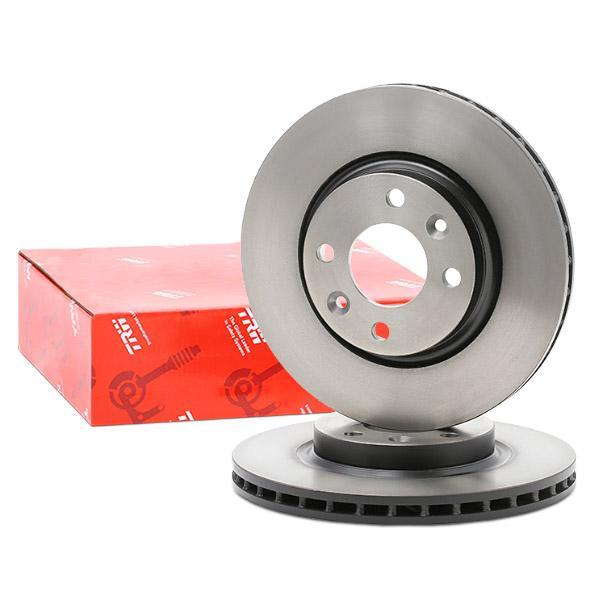 Rotores de disco de freno BORG /& BECK BBD5328