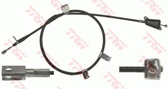 Handbremse TRW GCH488