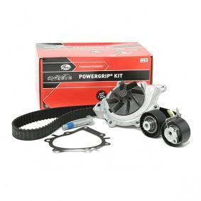 Z80691 GATES mit Wasserpumpe, Micro-V® Stretch Fit® Wasserpumpe + Zahnriemensatz KP25633XS günstig kaufen