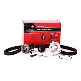 WP0005 GATES mit Wasserpumpe, FleetRunner™ Micro-V® Stretch Fit® Wasserpumpe + Zahnriemensatz KP25650XS günstig kaufen