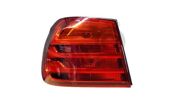 BMW 4er 2019 Schlussleuchte - Original ULO 1114001 Links-/Rechtslenker: für Links-/Rechtslenker