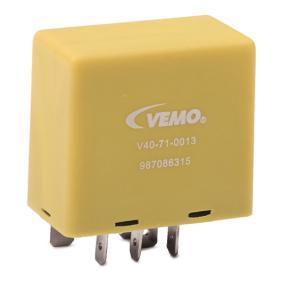 V40710013 Flasher Unit VEMO V40-71-0013 - Huge selection — heavily reduced
