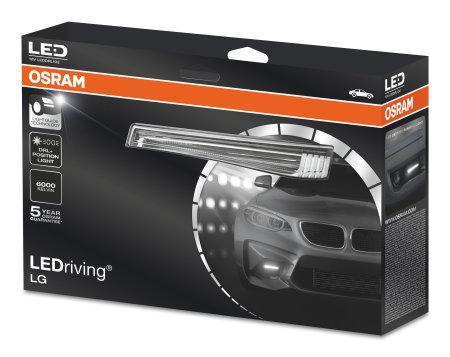 Φωτα ημερασ αυτοκινητου LEDDRL102 OSRAM — μόνο καινούργια ανταλλακτικά