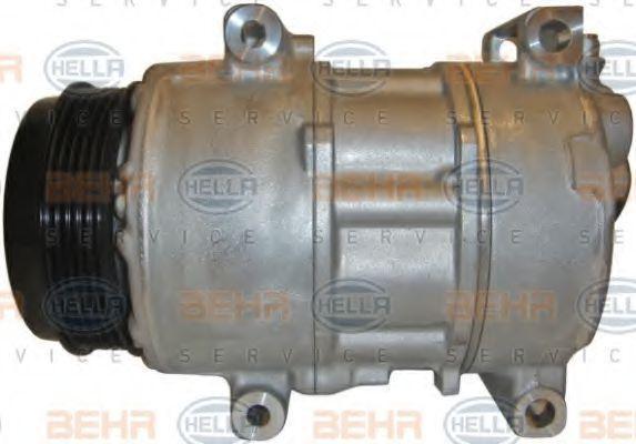 Original MERCEDES-BENZ Kompressor Klimaanlage 8FK 351 110-751