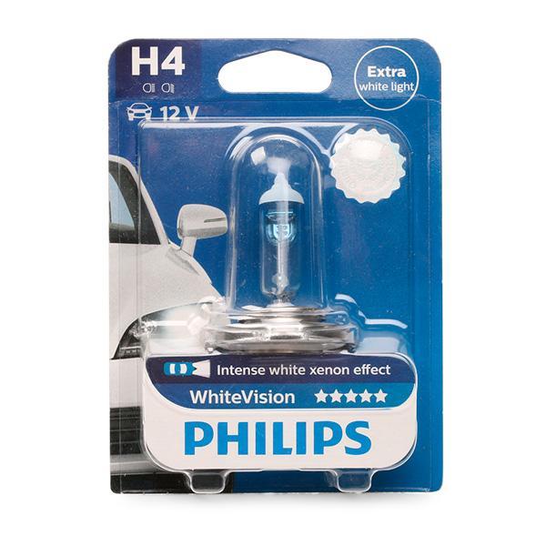 Glödlampa, fjärrstrålkastare PHILIPS 12342WHVB1 Recensioner